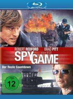 [Amazon Prime] Spy Game - Der finale Countdown [Blu-ray]