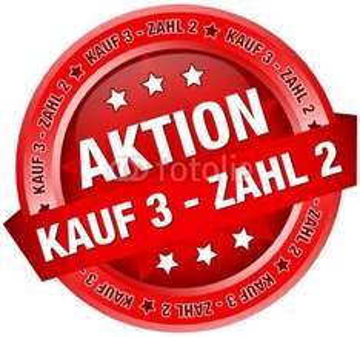 EXPERT - KAUF 3 ZAHL 2* auf alle CD'S, DVD's, BLU-RAY'S sowie VIDEOSPIELE (Playstation 4, PS4, Xbox One, Playstation 3, PS3, Xbox 360, PC) [Bundesweit] *Günstigster Artikel ist umsonst! Nur am 02.01. & 04.01.
