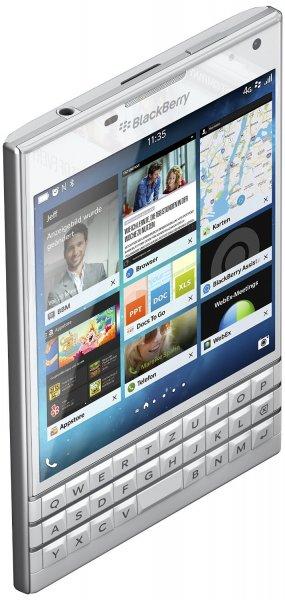 Blackberry Passport Weiß 339,- Brutto inkl Versand NBB