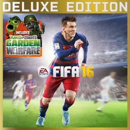 [PSN] FIFA 16 + PvZ Garden Warfare