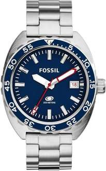 [christ.de] Fossil Breaker 5048 Herren Edelstahluhr für 94,90€ incl.Versand!
