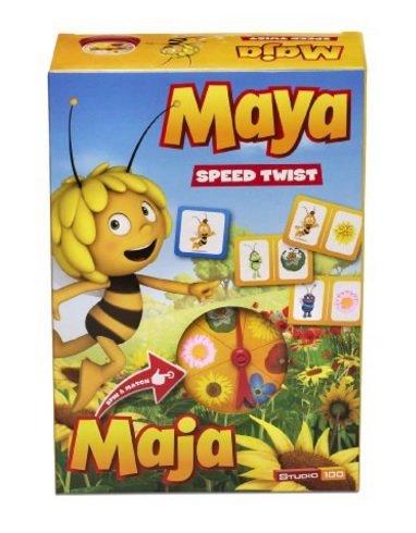 (Amazon Plus-Produkt) Die Biene Maja - Reaktionsspiel Speed Twist  & weitere Schnäppchen im 1. Kommentar