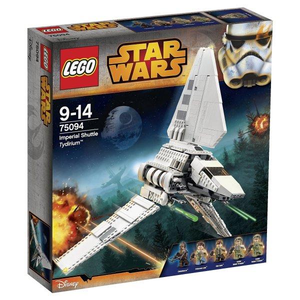 LEGO 75094 Star Wars - Imperial Shuttle Tydirium @Amazon 70,99