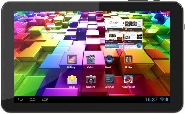 Arnova/Archos 90 G3 Android-Tablet (Refurbished) 22.9 cm (9 Zoll) 4 GB WiFi Schwarz/Weiß 1 GHz für 24,44 € @ conrad.de