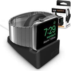 [Amazon - Prime]  Orzly® Night-Stand für die Apple Watch schwarz (8,99 €)