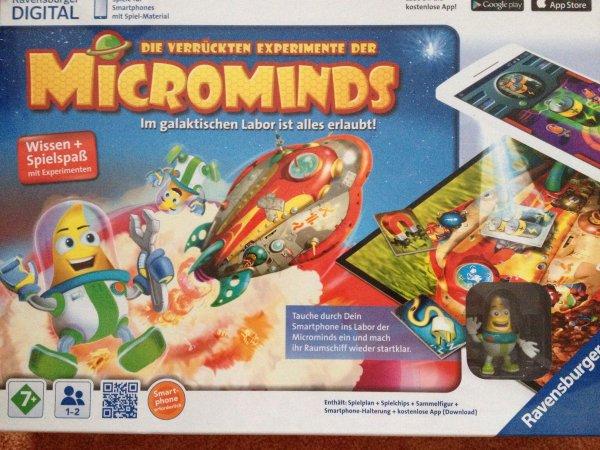 Ravensburger Microminds, offline, lokal Karstadt-Berlin