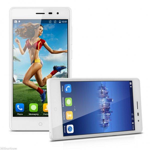"""Elephone Trunk 5"""" LTE Dual Sim Android 5.1 Smartphone mit Snapdragon 410 und 2GB Ram für 90,- Euro"""