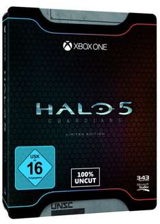 (amazon.de) Halo 5: Guardians - Limited Edition für 54,97€