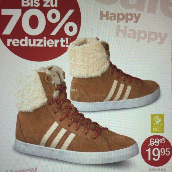 @RENO (wahrscheinlich bundesweit) Adidas NEO Damen-Winterschuh für 19,95 Euro