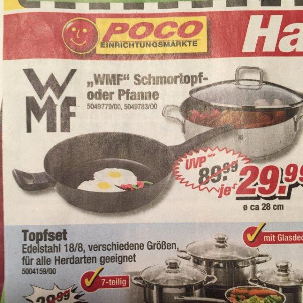 @POCO (bundesweit?) WMF Schmortopf 28cm