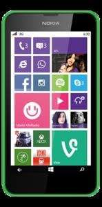 [@Saturn Late Night Shopping] NOKIA Lumia 630, 8 GByte, Versandkostenfrei für 69,00 €