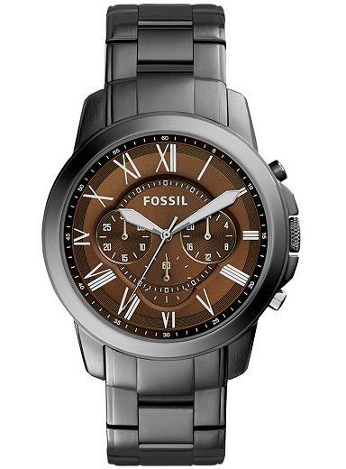 [Uhrwerk45] Fossil Herrenuhr FS5090 Chronograph Grant NEU
