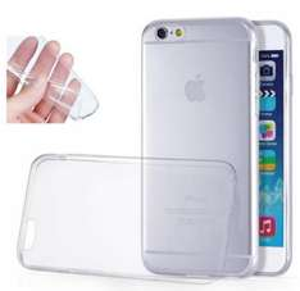 [eBay] iPhone 6/6s Plus transparente Hülle für 1,00€