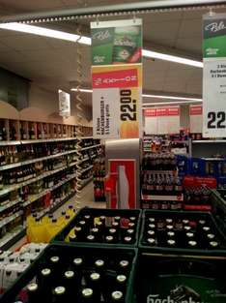 2x20x0,5L Hachenburger Pils + 5,0l Fass gratis!  lokal @ Elkenroth Rewe (Westerwald)