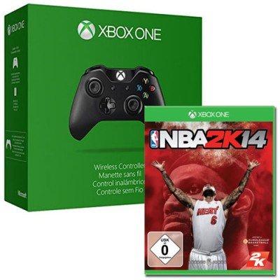 XBOX Controller + NBA 2k14 für 45,49 Spielgrotte