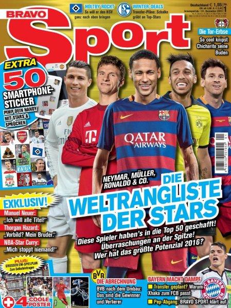 Bravo Sport Prämienabo 12 Monate für 5,70€ (plus 8 Wochen Gratis bei Bankeinzug) 2,1€ Gewinn möglich, 45€ Amazon Gutschein