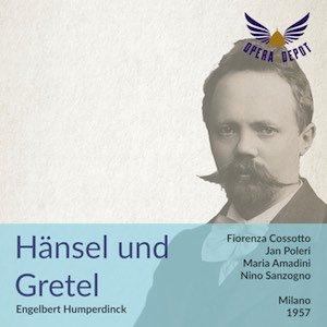 Die Oper Hänsel und Gretel (Engelbert Humperdinck) Aufnahme 1957 gratis bei Operadepot.com