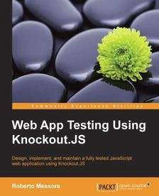 EBook: Web App Testing Using Knockout.JS gratis