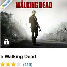 Amazon Prime gratis The Walking Dead Staffel 5 KOMPLETT ALLE FOLGEN