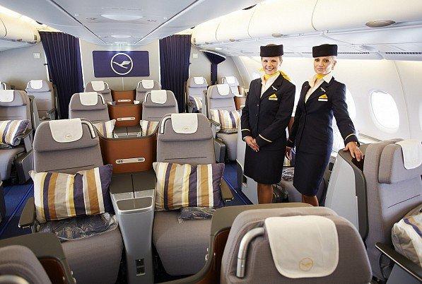 Business Class Flüge in die USA ab Dublin ab 900 Euro, verschiedene Airlines