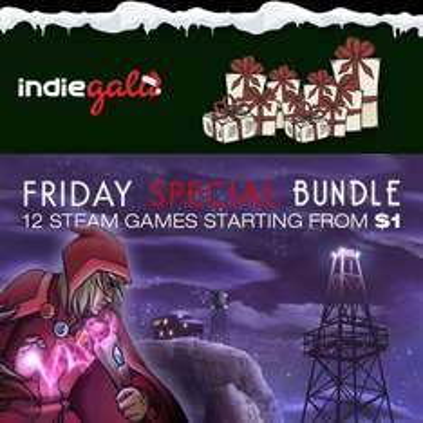 [STEAM] Friday Special #26 Bundle @ Indie Gala