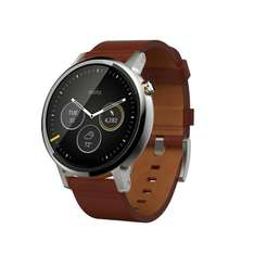 Motorola Moto 360 2nd Gen Cognac 46mm für 259,04€ @amazon.es