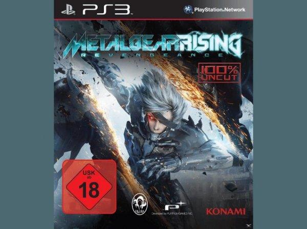 [Media Markt Online] Metal Gear Rising: Revengeance [PlayStation 3] [XBOX 360]