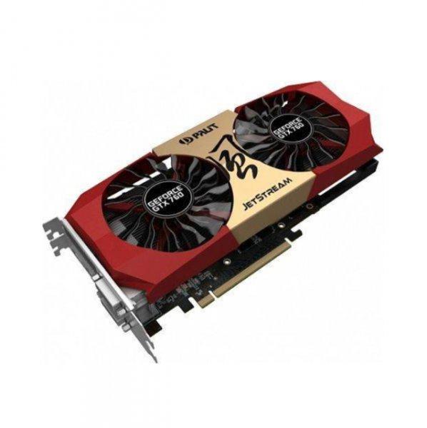 Palit Xpertvision GeForce GTX 760 2GB DDR5 @tec-store.de