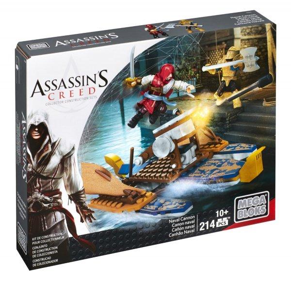 "[PREIS ANGEHOBEN-VORBEI] [Prime bzw. +3€] 2 Mega Bloks Sets "" Assassin's Creed - War Boat""(Plus-Produkt) & ""Assassin's Creed - Chariot Chase"""