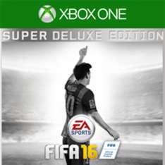 (Xbox Gold) Fifa 16 Super Deluxe Edition + PVZ