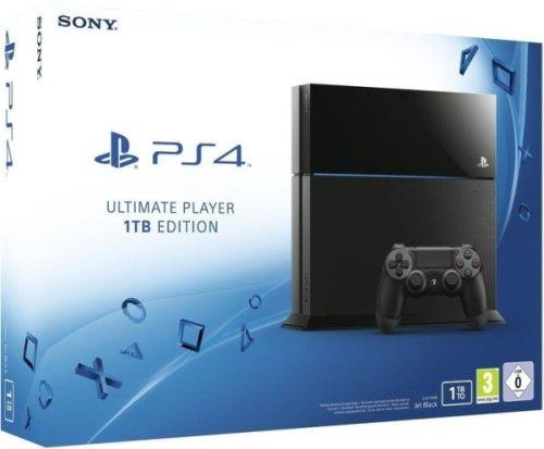 [ABGELAUFEN] SONY Playstation 4 Ultimate Player 1TB Edition [CUH-1216B] für 329€