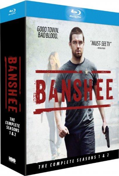 Banshee - Staffel 1 & 2 [Blu-ray] inkl. Vsk für 21,96 € (mit Deutscher Tonspur) > [amazon.fr]