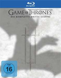 Game of Thrones Staffel 3 BluRay-Box