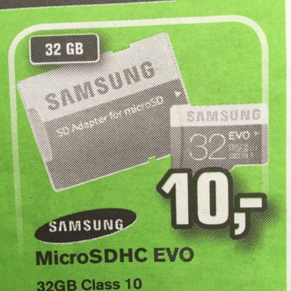 [Lokal WND] Samsung Micro SD 32GB