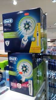 (Lokal) DM Altötting - Oral-B Pro 690 Crossaction & Pro 750 schwarz