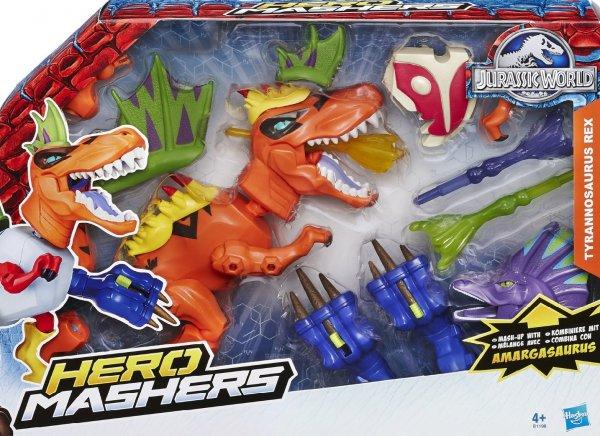 [Amazon.de / PRIME] Hasbro Jurassic World - Hero Mashers T-Rex Dino 7,67 EURO