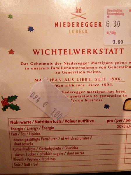 Kadewe Berlin div. Weihnachtsartikel drastisch reduziert