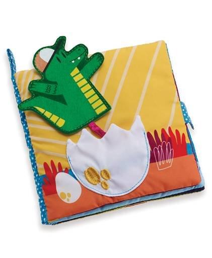 Manhattan Toy Baby Stoffbuch Dinosaurier (Mydealz Krokodil = Für kleine Mydealzer) 17,89€