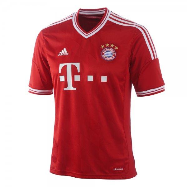 FC Bayern Trikot 2013/2014 Replica Version 24,95 Euro inkl VSK (Vergleichspreis 35 Euro)