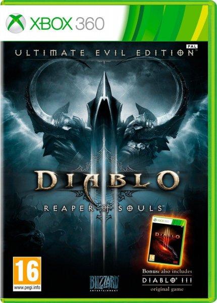 Coolshop - Diablo III (3): Reaper of Souls - Ultimate Evil Edition Xbox 360