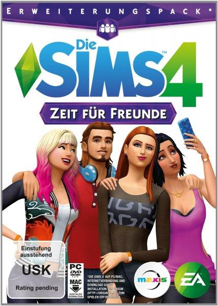 [Amazon] Die Sims 4 - Zeit für Freunde für 19,99 als Origin Key