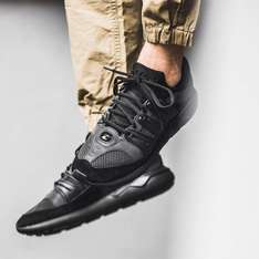"Urban Outfitters - adidas Sneaker ""Tubular 93"" in Schwarz"