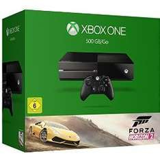 Xbox One 500GB 2014 mit Forza Horizon 2 [Amazon WHD]