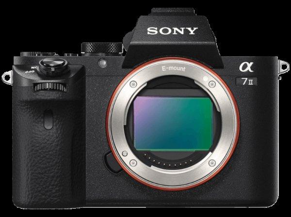 Sony A7 II Vollformat-Systemkamera Body für 1400 EUR [Media Markt Köln Hohe Straße] PVG: 1495 EUR