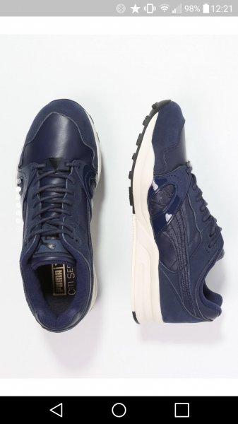 (zalando.de) Puma XT 1 CITI Sneaker - peacoat/whisper white(-20€)