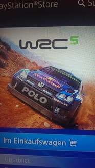 [PSN Store] WRC 5 FIA World Rally Championship für PS3