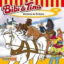@youtube / kiddinx: 3 kostenlose Hörspiele des Monats Januar 2016: Benjamin Blümchen und die Eisprinzessin / Bibi & Tina - Verloren im Schnee / Bibi Blocksberg - Der verhexte Kalender