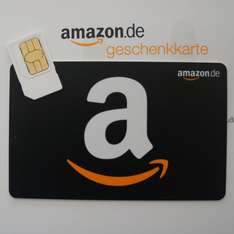 [ebay] freenetMobile SIM-Karte + 16,00 Euro Amazon