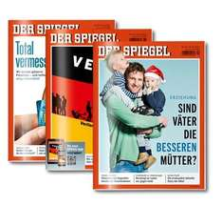 Der Spiegel Jahresabo mit 120€ Bargeldprämie