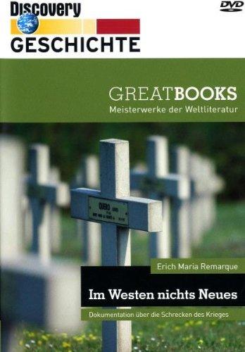 Amazon : Prime - DVD - Great Books - Im Westen nicht Neues - Nur 2,19 €